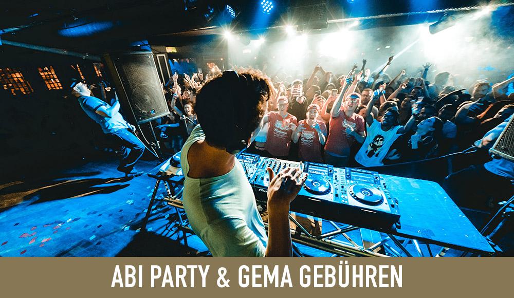 Infos zu Abi Party Auflagen – abigrafen.de