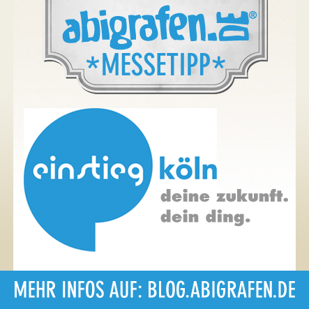 Bildungsmesse Köln: Einstieg