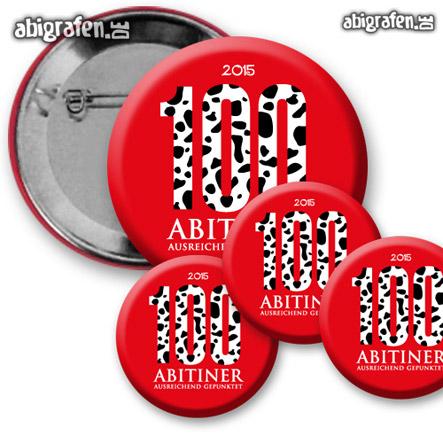 Drucksachen für die Abi Party: individuell bedruckte Buttons