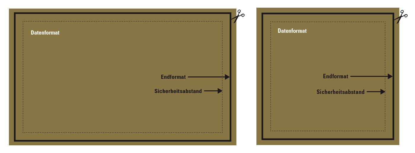 Druckvorlage / Datenformat für bedruckte Sektflaschenetiketten (Abiball)