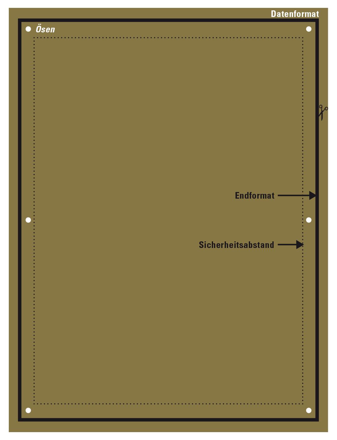 Druckvorlagen PCV-Banner Abiball / Abiparty / Abistreich