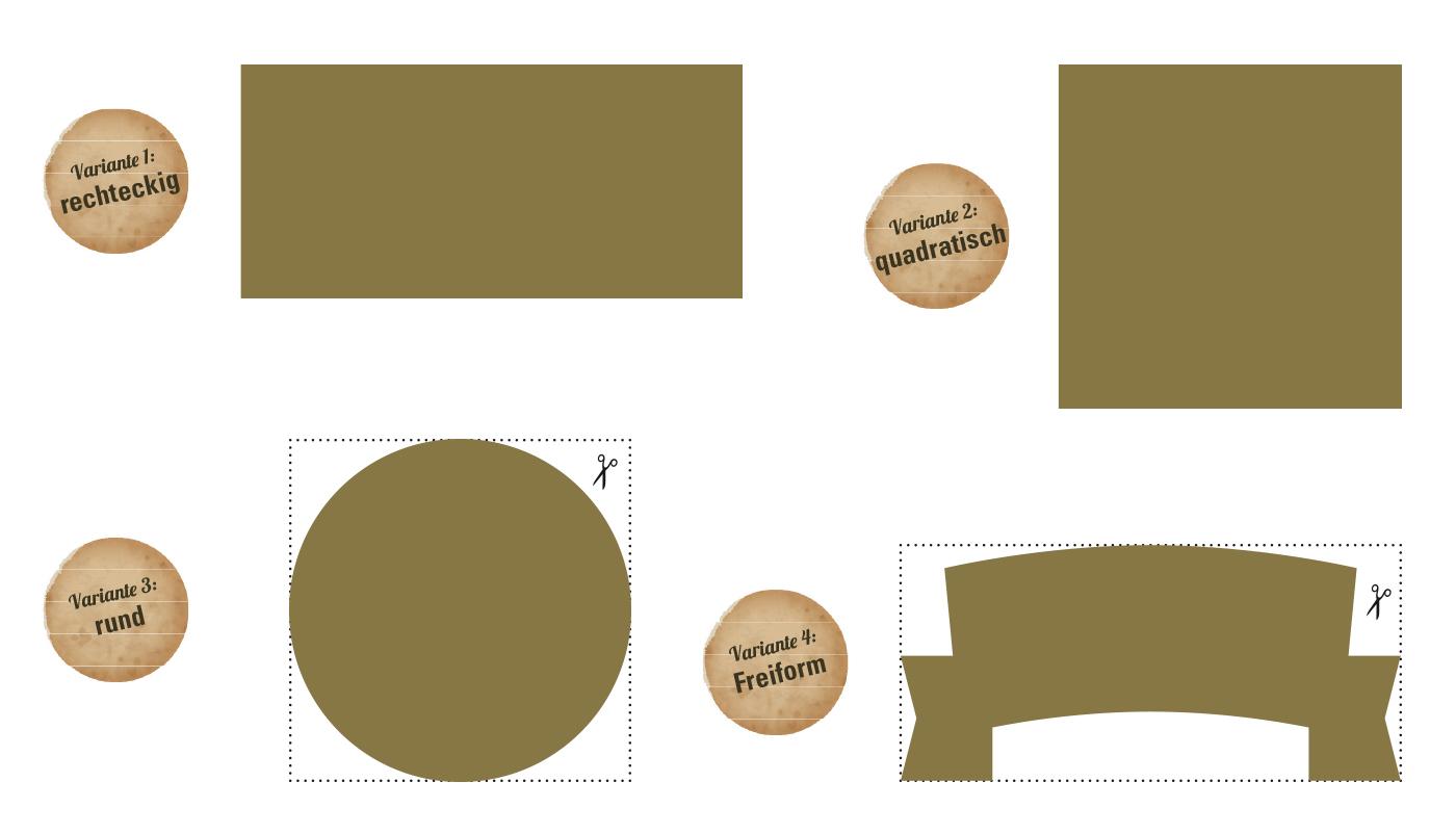 Ansicht Druckvorlage für Einlass-Stempel (Abiball/Abiparty)