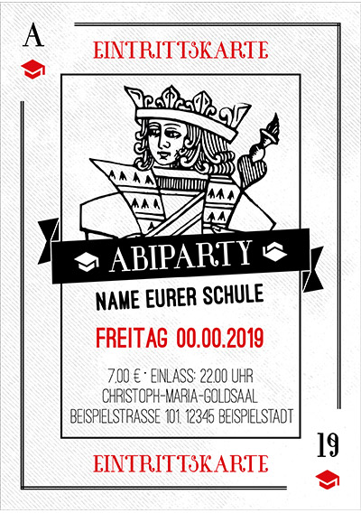 Abishop: Eintrittskarten Abiparty kaufen