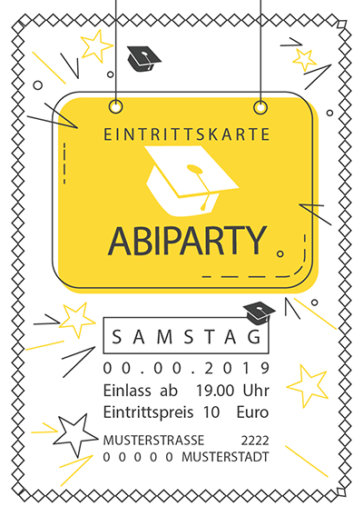 Abishop: Eintrittskarten Abi Party bestellen
