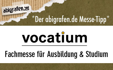Fachmesse Ausbildung / Studium in Dessau: vocatium