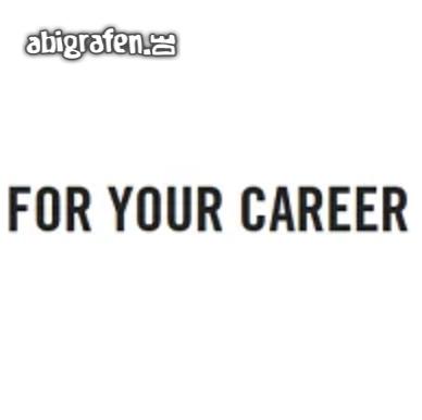 for your career empfohlener von abigarfen.de