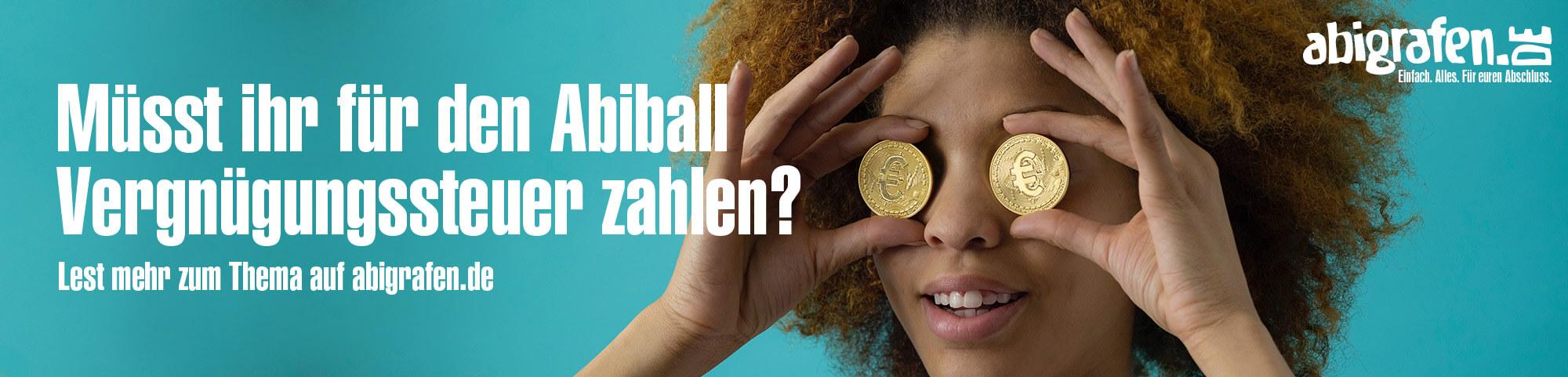 Vergnügungssteuer für den Abiball/die Abifeier (alle Infos)