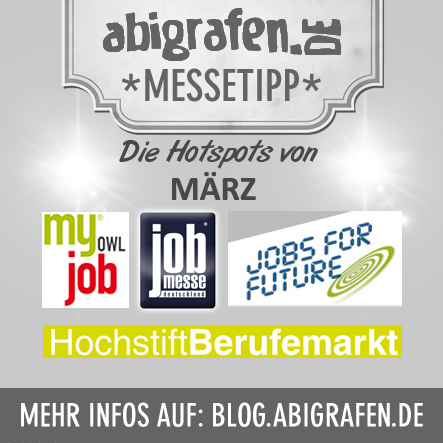 Jobmessen / Schülermesse / Karrieremesse / Berufseinsteiger / AbiturientenJobmessen März / Schülermesse / Karrieremesse / Berufseinsteiger / Abiturienten März 2015