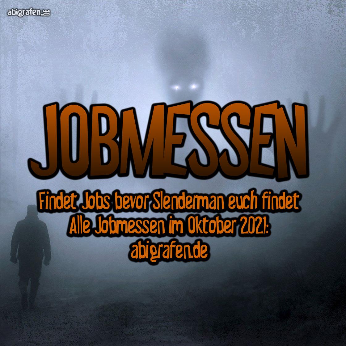 abigrafen.de zeigt euch die aktuellen Jobmessen für den Oktober 2021
