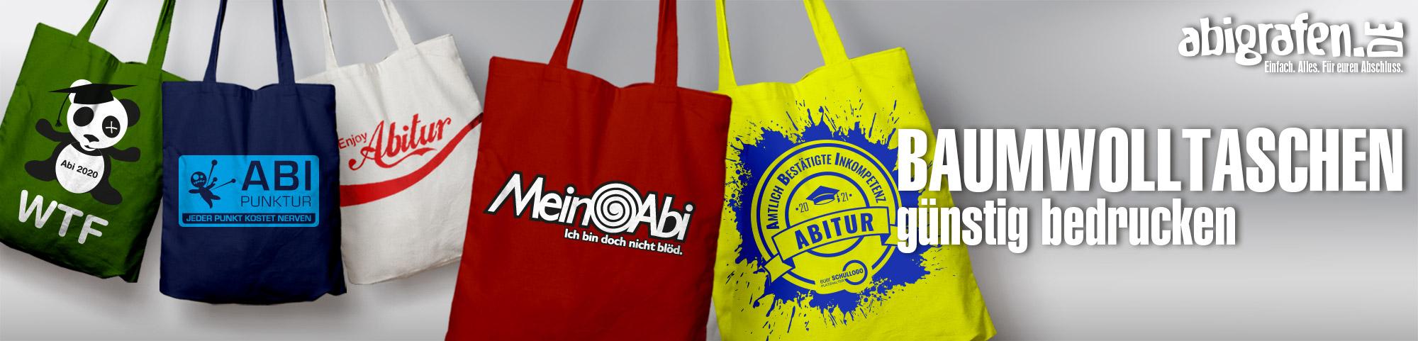 günstig Baumwolltaschen/Jutebeutel bedrucken (Bio-Baumwolle, Fairtrade, vegan, global organic standard)