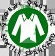 Jutebeutel / Baumwolltaschen Fairwear Global Organic Textil Standard