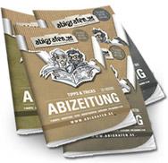 Tipps, Vorlagen & Downloads Abizeitung/Abibuch
