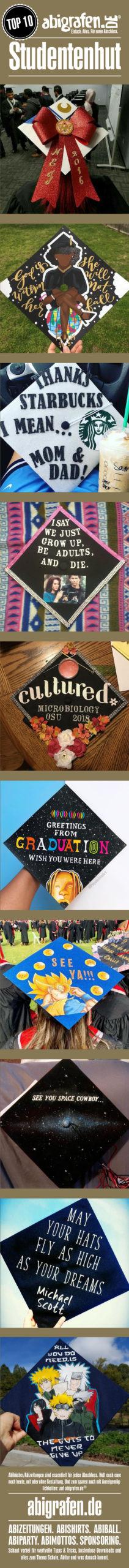 Studentenhüte