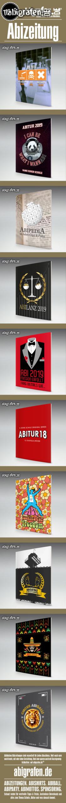 abizeitung-abibuch-cover-bunt-schlicht-abigrafen-schüler-muster