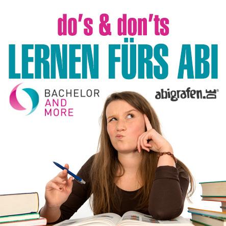 Lerntipps: Richtig lernen für's Abi