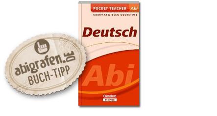 Lernhilfen Abitur: Prüfungsfach Deutsch / Cornelsen Verlag