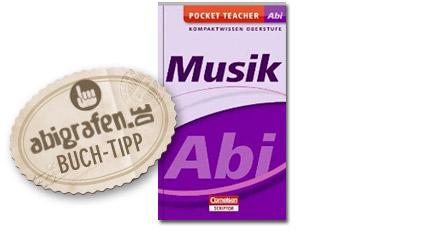 Lernhilfen Abitur: Prüfungsfach Musik / Cornelsen Verlag