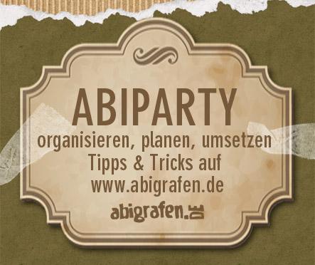 Abiparty Vorfinanzierung - Organisation Abiparty. Bei abigrafen.de findet ihr viele Tipps & Tricks rund um Planung und Umsetzung eurer Abiparty