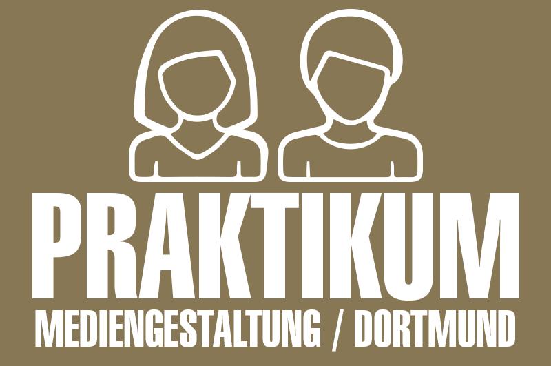 Praktikum Mediengestaltung (Stellenangebote Dortmund)
