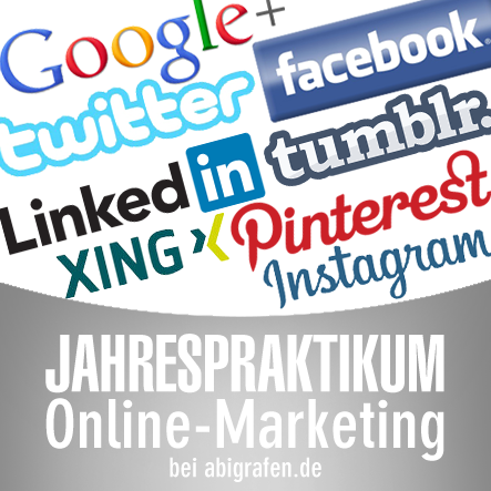 Praktikum im Bereich Online-Marketing in Dortmund