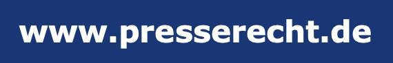 Medienrecht & Presserecht Abizeitung/Abibuch