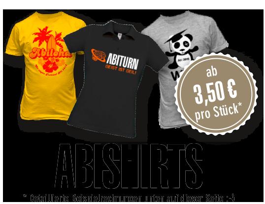 abigrafen.de – Abishop & Portal für Abschlussklassen in Kooperation mit ruf Abireisen (Angebot Abi-Shirts)