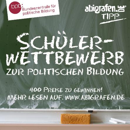 Schülerwettbewerb 2014 - Bundeszentrale für politische Bildung