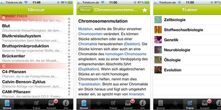 Abiturvorbereitung App: Biologie