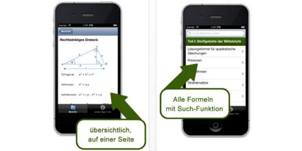Abiturvorbereitung App: Mathematik