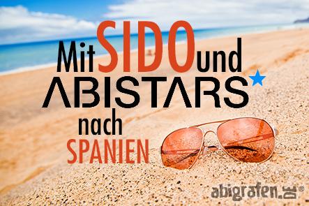 Mit euch in Spanien: Sido und abistars