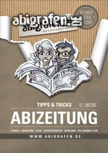 Tipps und Tricks Abizeitung