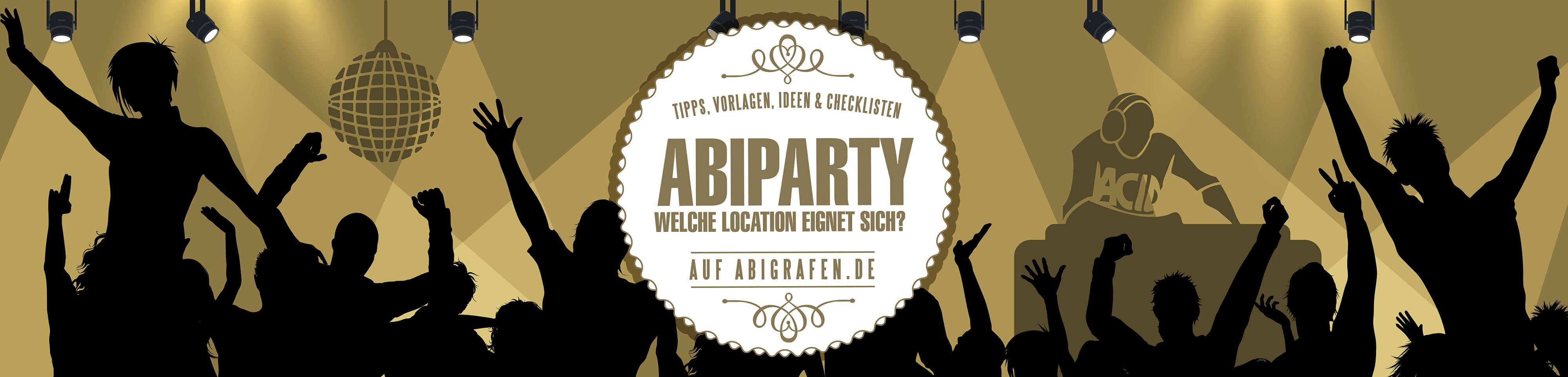 Abi Party Location finden: Wichtige Informationen, Checklisten & Tipps zu Preisverhandlungen einer Vofifete in alternativen Lokalitäten