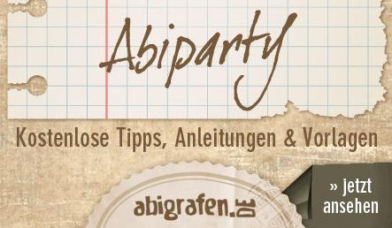 abigrafen.de - kostenlose Tipps & Tricks für die Abiparty
