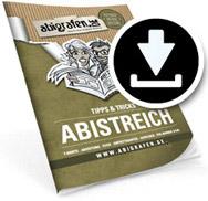 Tipps u& Tricks zum Abistreich, Abisturm, Abigag, Abischerz