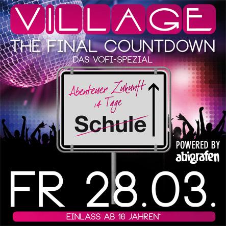 Vofi Party Dortmund - Final Countdown Village