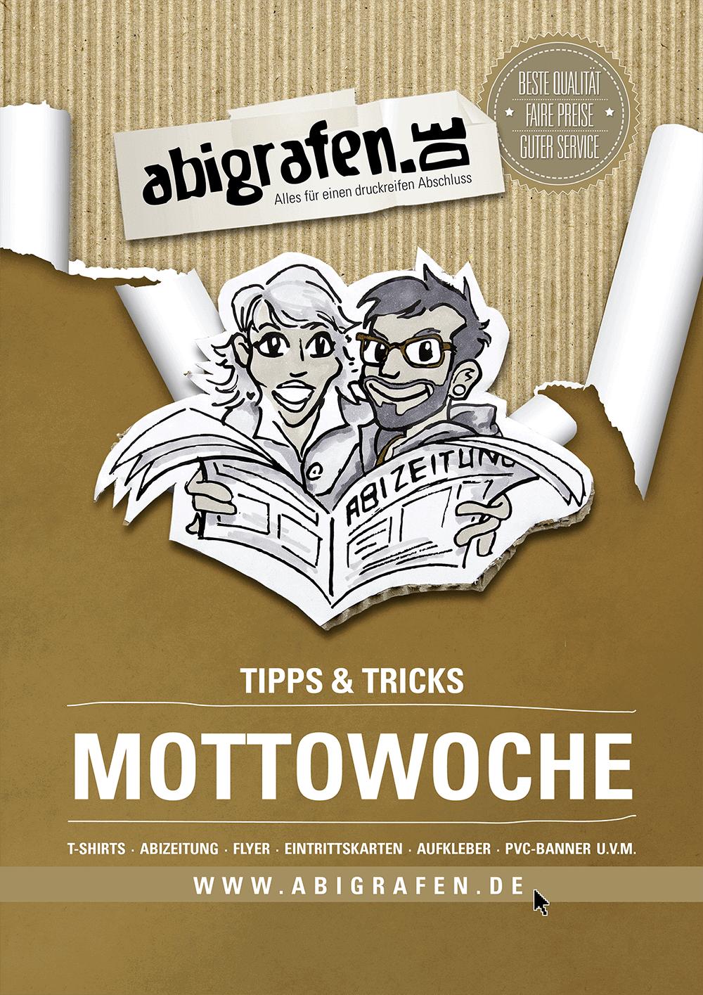 Tipps, Tricks & Ideen für die Mottotage/Mottowoche