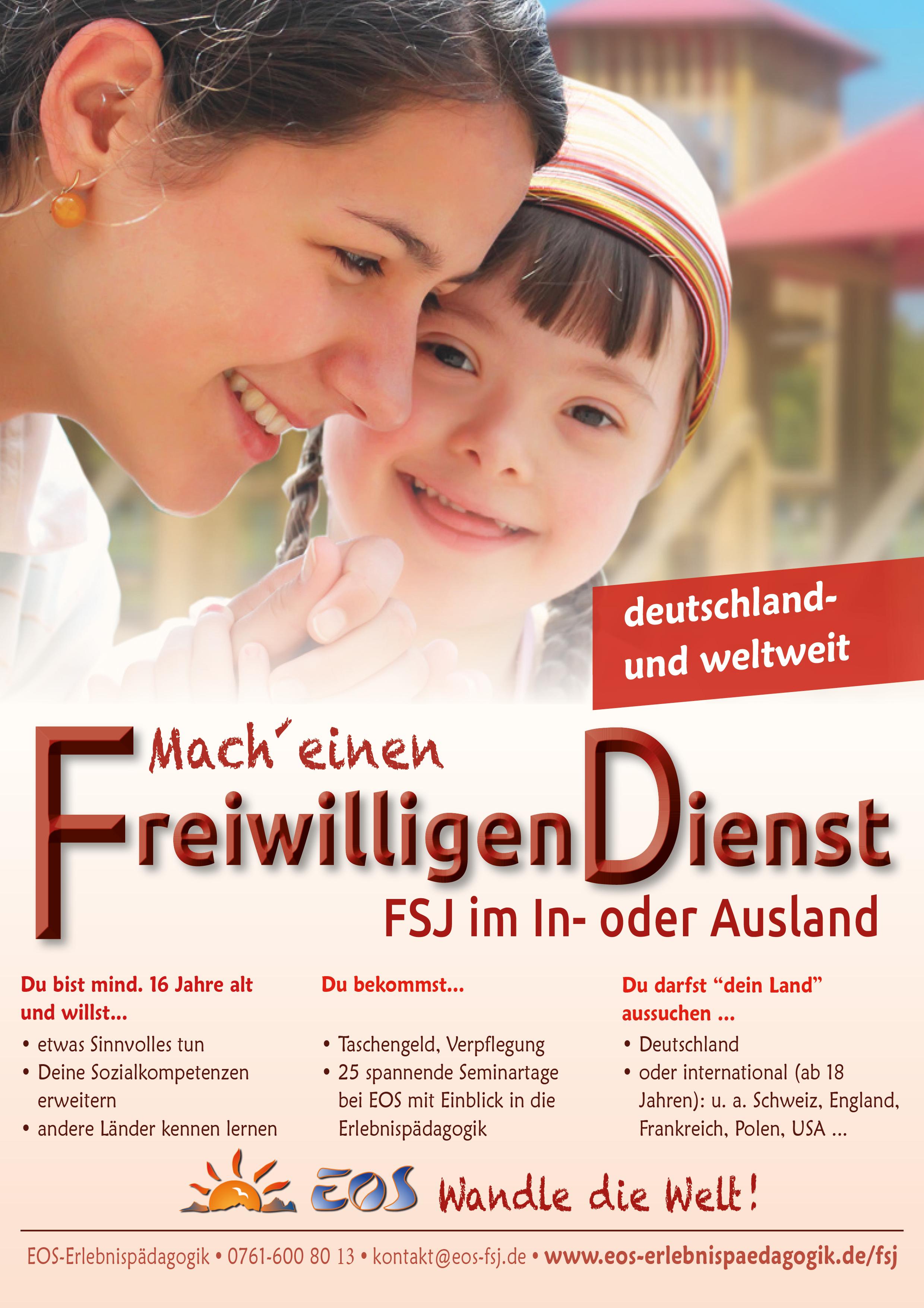 Druckdatei Sponsoring Werbeanzeige Abizeitung/Abibuch DIN A4 - EOS-Erlebnispädagogik