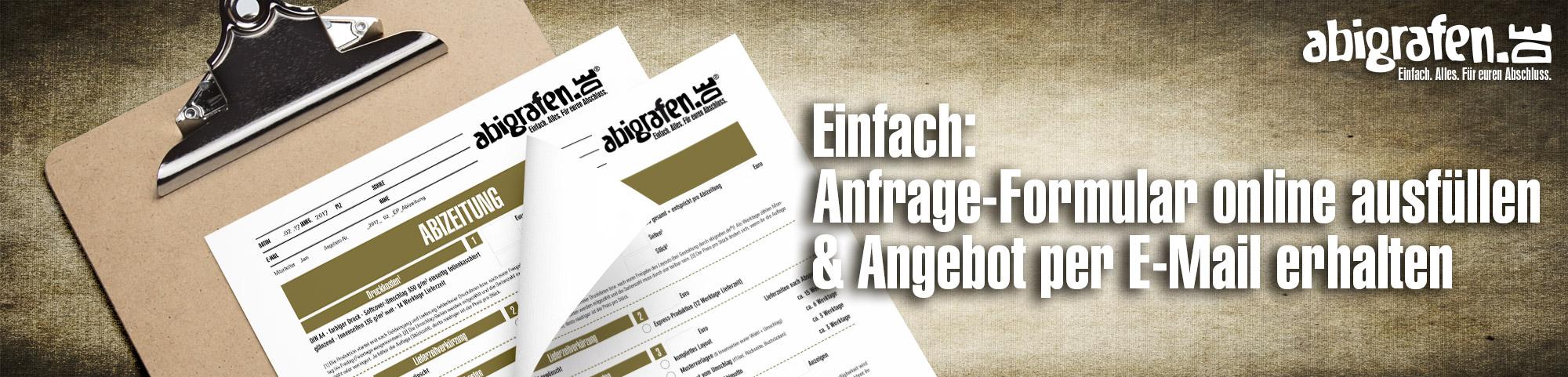 Unverbindliches Angebot Abigrafende Gmbh