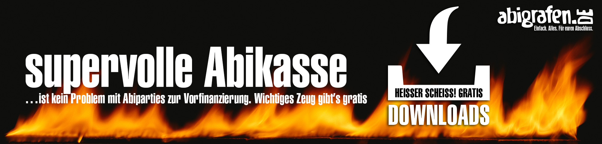 gratis Downloads für Abiparties